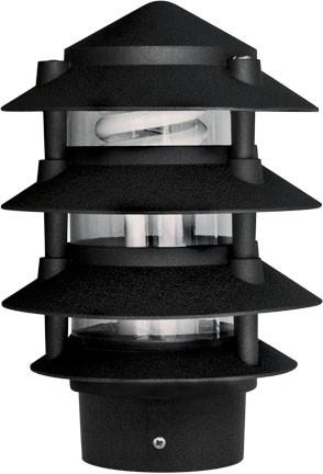 D5100 Pagoda Lights Landscape Lighting Line Voltage